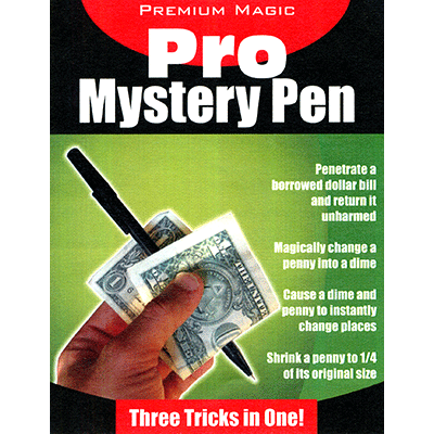 Mystery Pen by Premium Magic - Trick