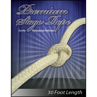 Premium Stage Rope (30 feet) - Trick