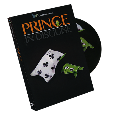 Prince in Disguise (DVD and Gimmick) by SansMinds - DVD