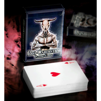 Limited Edition Pro Cardistry Cards (April Fools Deck) by Handlordz, LLC - Trick