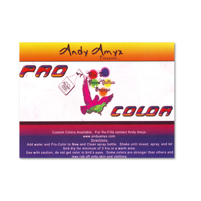 Pro Color (PINK) Andy Amyx
