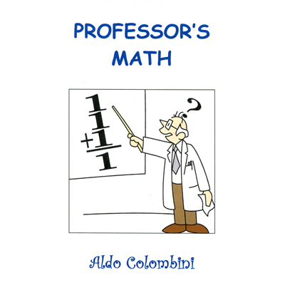 Professor's Math booklet Colombini