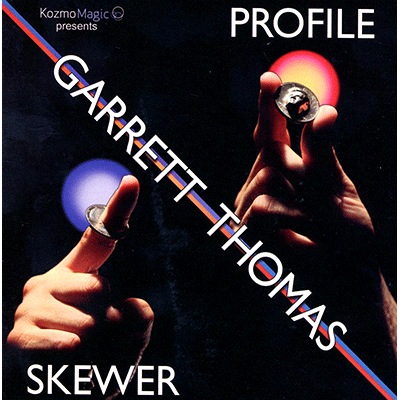 Profile Skewer (DVD and Gimmick)