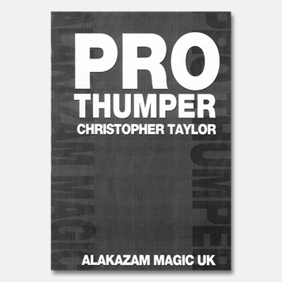 Pro Thumper by Christopher Taylor - Trick