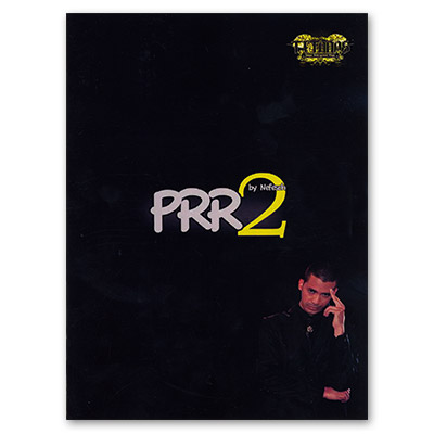 PRR 2.0 by Nefesch and Titanas - Book