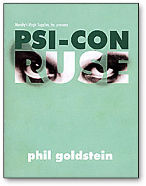 Psi-Con Ruse by Phil Goldstein - Trick