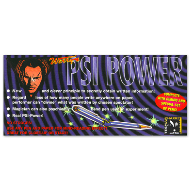 Werry's PSI Power - Trick