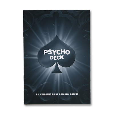 Psycho Deck by Martin Breese & Wolfgang Riebe - Trick