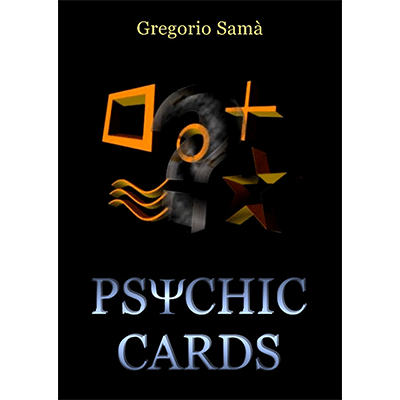 Psychic Cards by G. Sama and Funtastic Magic - Trick