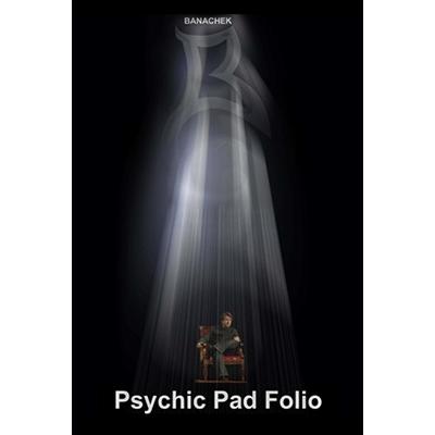 Psychic Pad Folio by Banachek - Trick