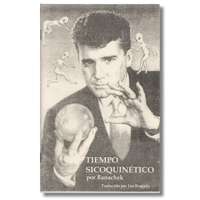 Psychokinetic Times (Spanish Edition) by Banachek - Book