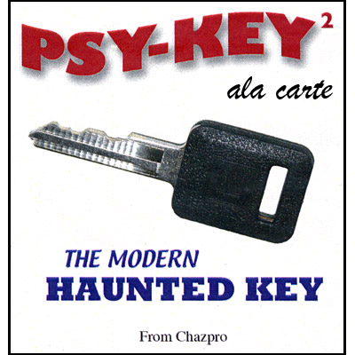 Psy-Key II (ala carte, Key Only) by Chazpro - Trick