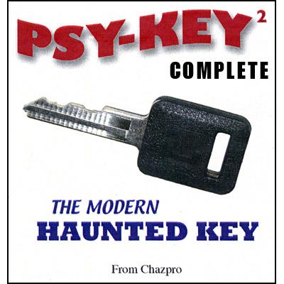 Psy-Key II (Complete w/Magnet) by Chazpro - Trick