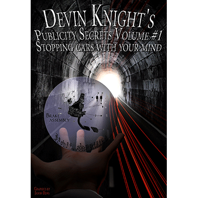 Publicity Secrets #1 by Devin Knight - Book