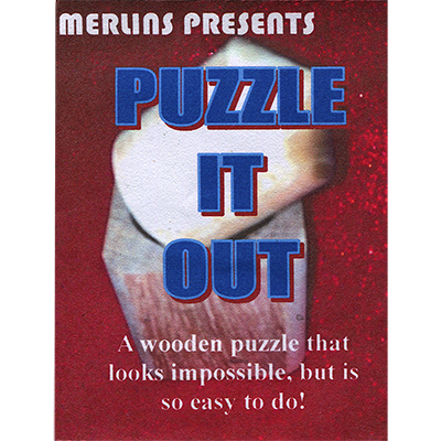 Puzzle It Out by Merlins Magic - Trick
