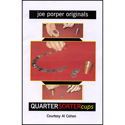 Quarter Sorter  by Joe Porper - Trick