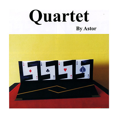 Quartet by Astor - Trick