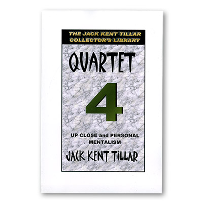Quartet 4 by Jack Kent Tillar - Book