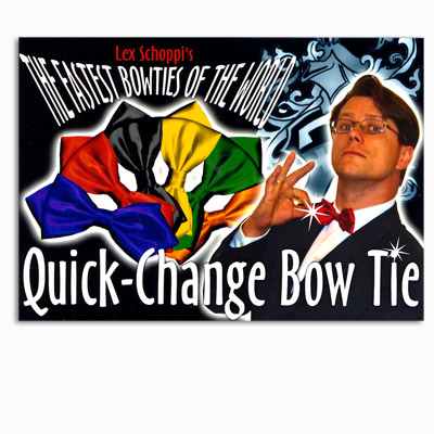 Quick Change Bowtie by Lex Schoppi - Tricks