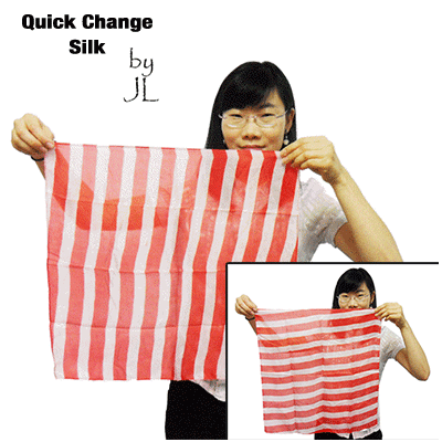 Quick Change Silk - JL Magic