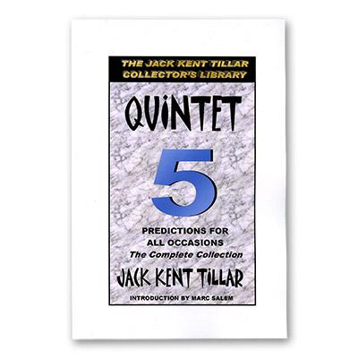 Quintet 5 by Jack Kent Tillar