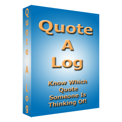 Quote a Log by Fred Moore
