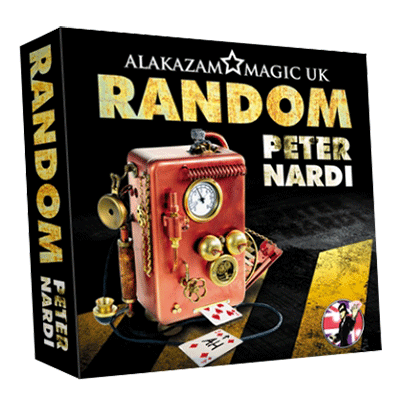 Random (Blue) by Peter Nardi - DVD