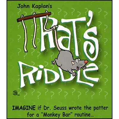 Rat's Riddle by John Kaplan - Trick