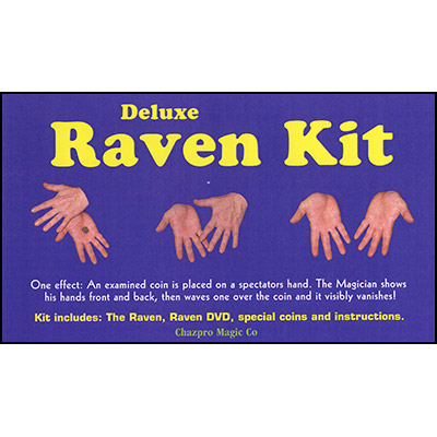 Raven® Kit (original/standard) w/DVD by Chazpro - Trick