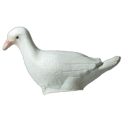 Realistic Latex Dove - Trick