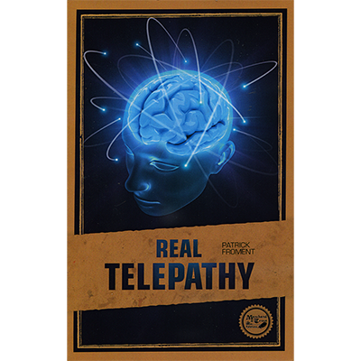 Real Telepathy by Patrick Froment - Book