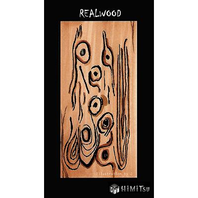 Real Wood by Himitsu Magic - Trick