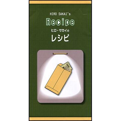 Recipe by Hiro Sakai - Trick