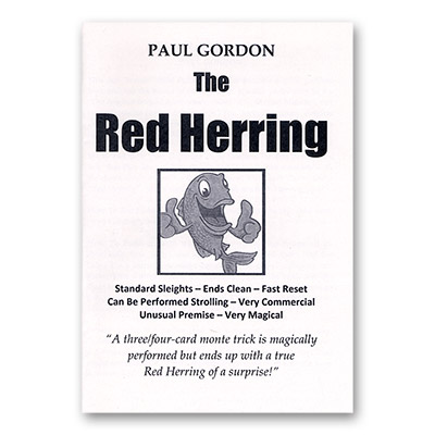The Red Herring by Paul Gordon - Trick