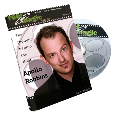 Reel Magic Episode 34 (Apollo Robbins)