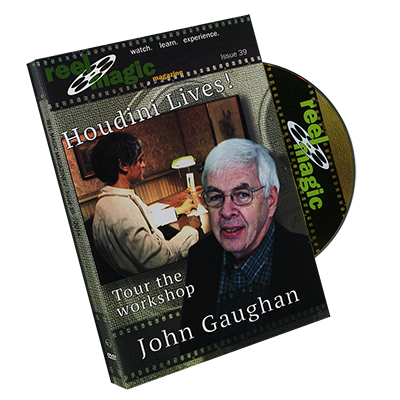 Reel Magic Episode 39 (John Gaughan) - DVD