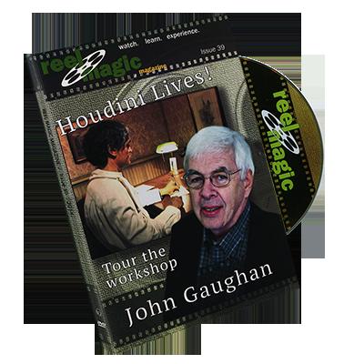 Reel Magic Episode 39 (John Gaughan)