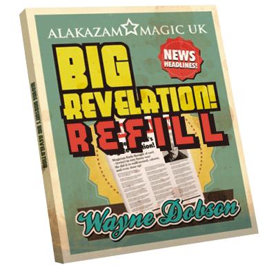 Refill Big Revelation (Pack of 3)