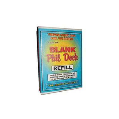 Blank Phil Deck (Repuesto) - Trevor Duffy