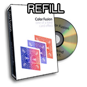 REFILL Color Fusion Card Packs - Trick