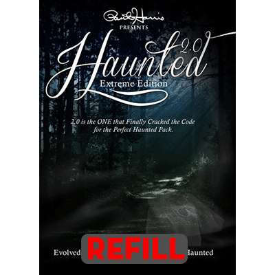 Haunted 20 Refills (Chip & Supplies) - Peter Eggink & Mark Traversoni