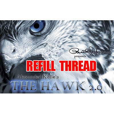 REFILL for Paul Harris Presents The Hawk 2.0 (Thread ONLY) by Alexander Kolle - Trick
