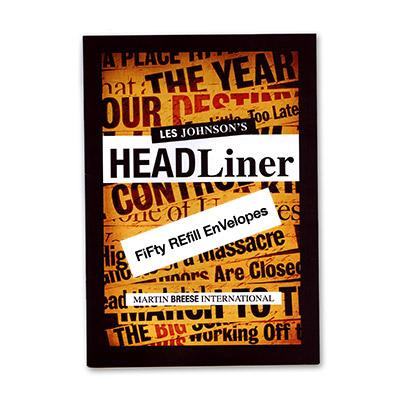 Repuesto para Headliner - Les Johnson