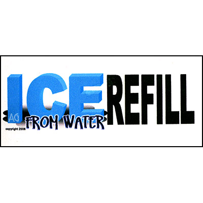 REFILL Ice From Water by Andrew Gerard - Trick
