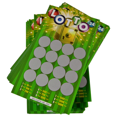 Refills for Lotto Square (100 units) by A.O. Smetsers and Alakazam Magic - Trick