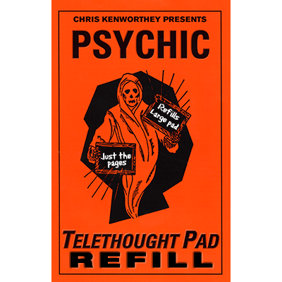 Refill for Telethought Pad (Large)