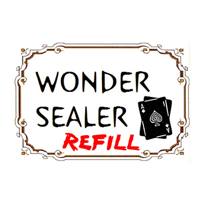 Refill cellophane for Wonder Sealer (30 per Refill)