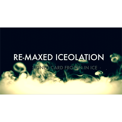 Re-Maxed Iceolation by Kieron Johnson - Trick