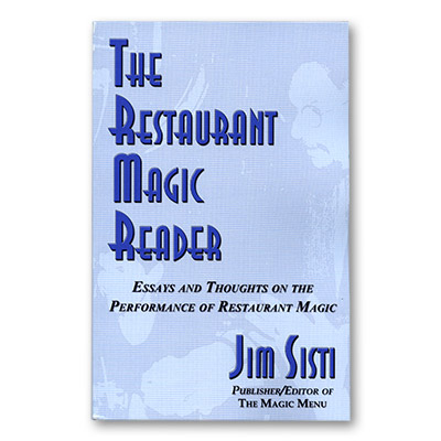 Restaurant Magic Reader by Jim Sisti - Book