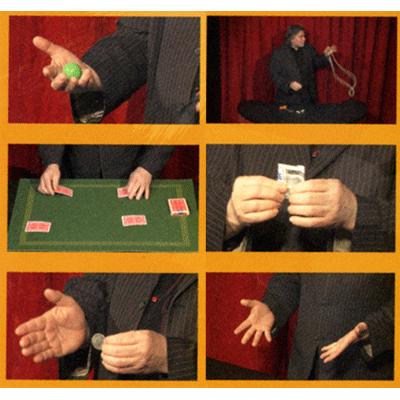 Reverse Topit Gimmick by Jean-Pierre Crispon - Trick